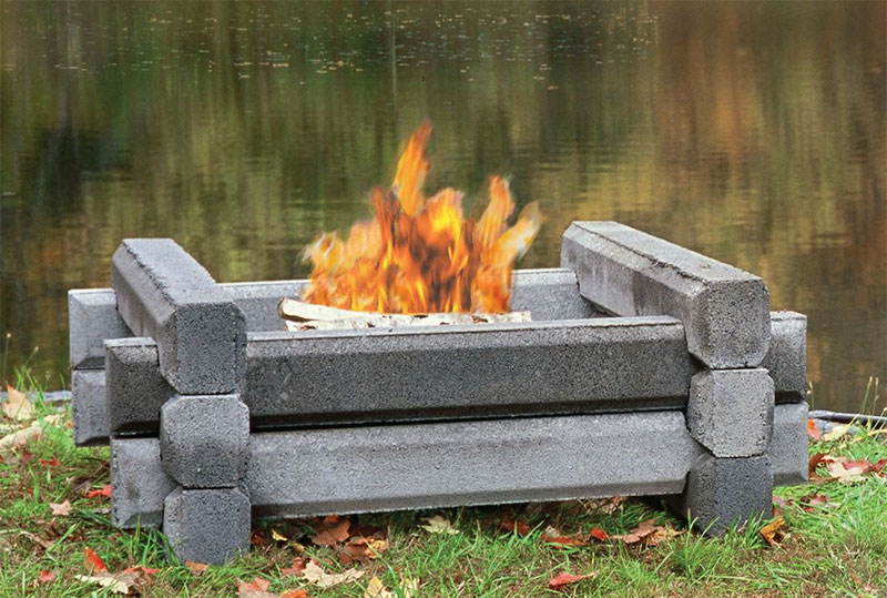 - Outdoor Fireplaces