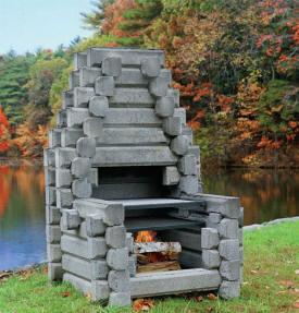 precast arcadia fireplace